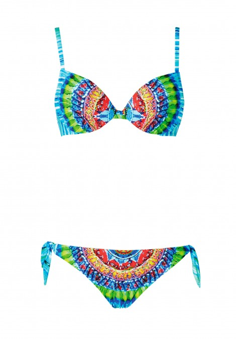 Push Up + Slip fiocchi Marylin Liberti