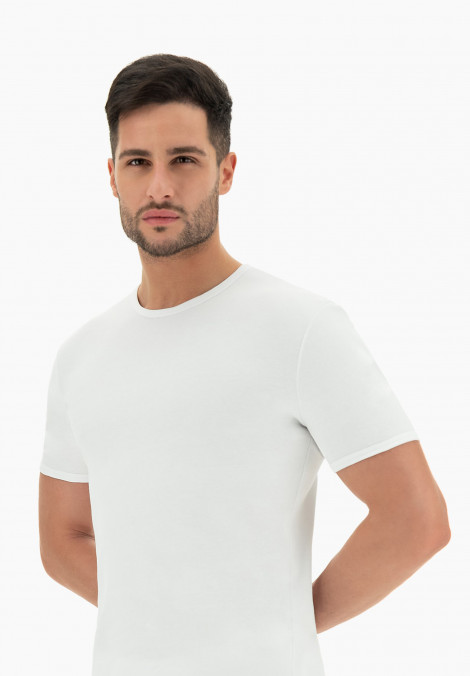 T-Shirt Girocollo 1800 Soft Line