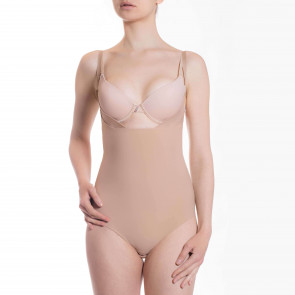 Body senza coppe Complice serie Best Shape Invisible Lepel