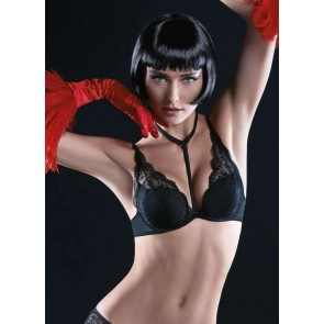 Push-up vela Karma serie Caprice Black Poison